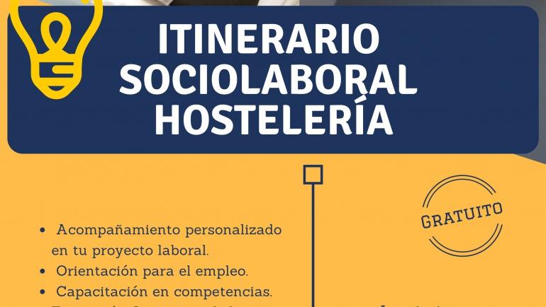 Itinerario de Hostelería en Canillejas