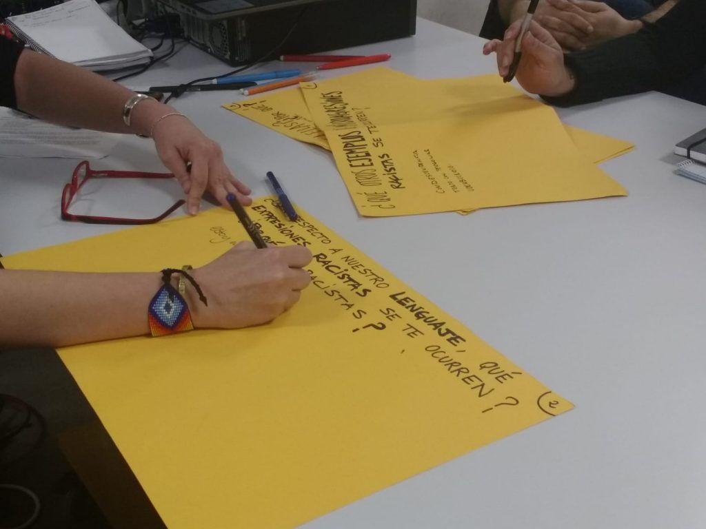 La Coordinadora de Entidades de San Blas-Canillejas contra el racismo