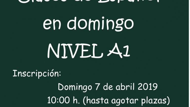 Curso de Español en domingo