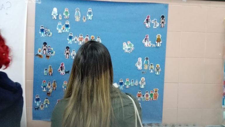 Familias Intergeneracionales en Chamberí