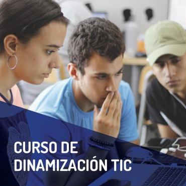 Curso de Dinamización TIC – Primavera 2019