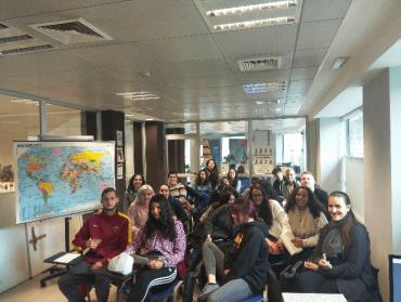 Formación en extranjería para jóvenes