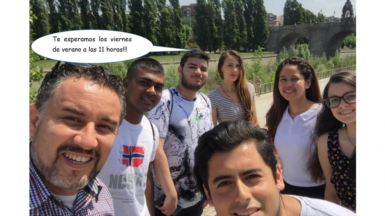 Los viernes somos jóvenes en la Oficina Sur Inmigración