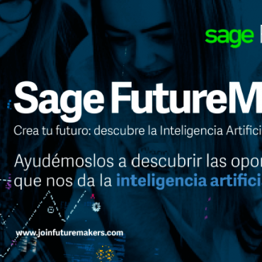 Sage FutureMakers: Jornadas de Inteligencia Artificial para jóvenes