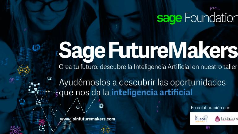 Sage FutureMakers: Jornadas de Inteligencia Artificial para jóvenes