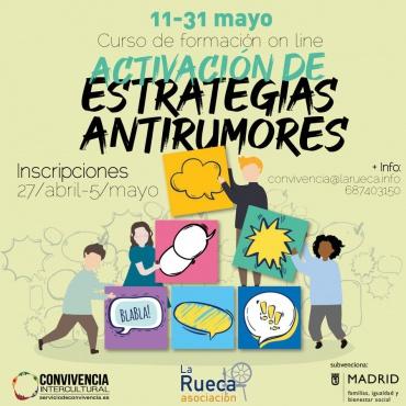 Nueva Formación: Activación de estrategias antirrumores
