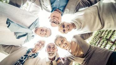 Personas mayores, la edad de oro