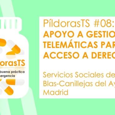 Llega la octava entrega de #PildorasTS