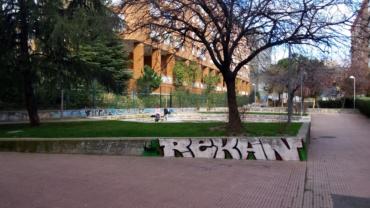 Mejorando el entorno urbano en el barrio de Acacias