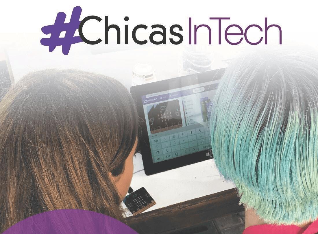 Tremendo éxito del curso Chicas In Tech