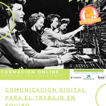 Una apuesta por la formación y capacitación comunitaria en Ciudad Lineal