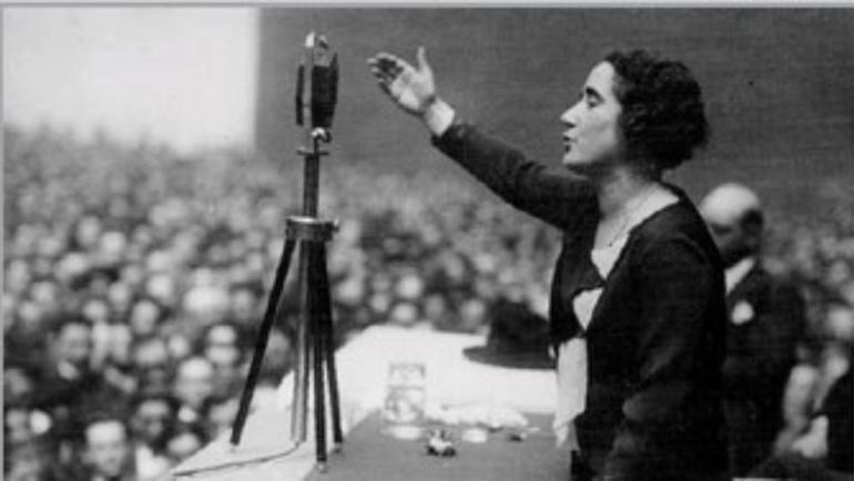Mujeres, voz y voto