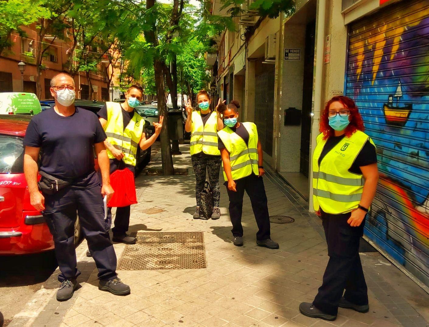 Arganzuela apuesta por el empleo joven