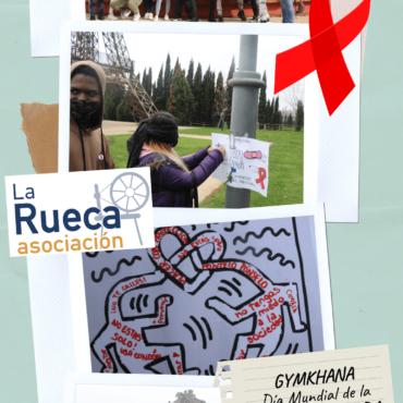 Las jóvenes de La Rueca Asociación nos sumamos a la campaña de prevención sobre VIH-Sida