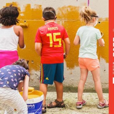 10 años de proceso comunitario intercultural en Ciudad Lineal