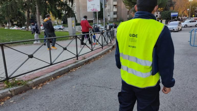 Caminos seguros, Ciudades transitables