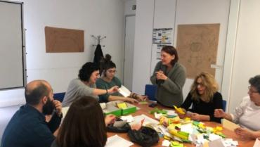 10 años construyendo feminismos en San Blas-Canillejas
