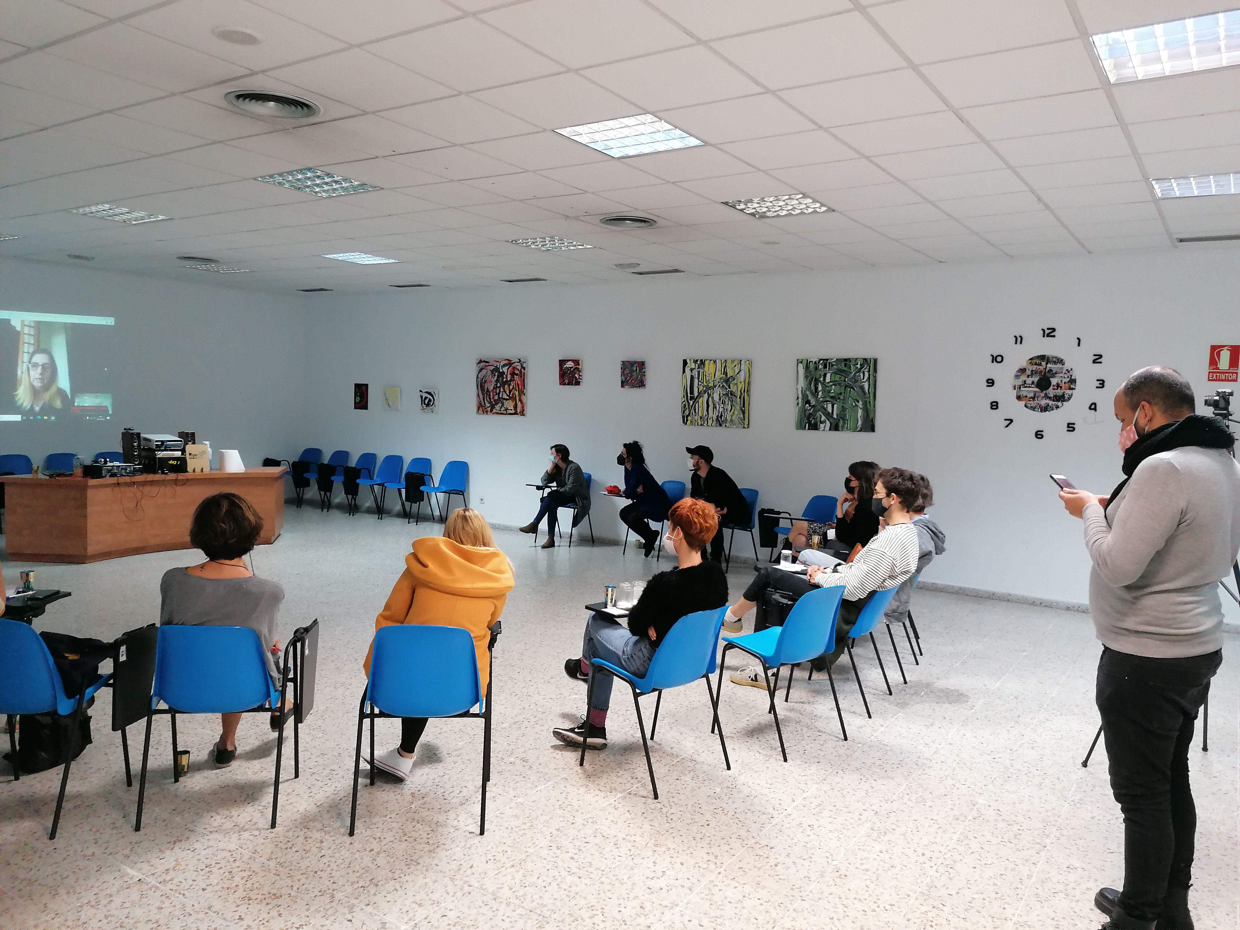 DESVIO. Encuentro artístico en el CEPI