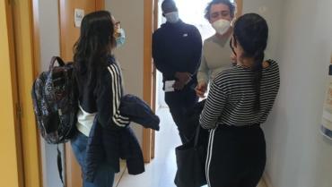 Voluntariado corporativo empresarial con jóvenes La Rueca